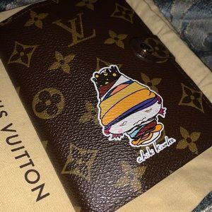 Authentic Louis Vuitton Murakami Agenda